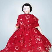 Very Pretty 4.5 inch Tiny China Doll