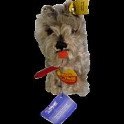 "Vintage Steiff ""Tessie"" Mohair Terrier"