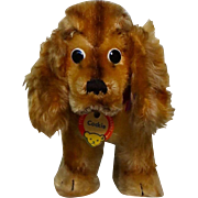 Vintage Steiff Dog Cockie