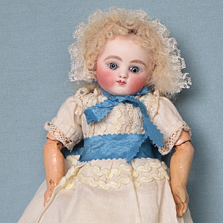 Tiny Early Adorable Jules Steiner C Doll