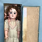 Antuqie Emile Douillet Bebe made by Jemeau in Original Box 13'' Tall