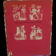 Jean Charlot: Posada's Dance of Death Skeleton Engravings Dia de los Muertos