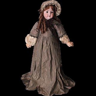 """Elegant 29"""" Heinrich Handwerk 109 DEP Doll"""