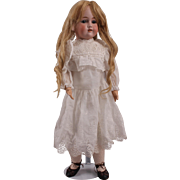 "Beautiful 25"" Simon & Halbig / C. M. Bergmann Bisque Child Doll"