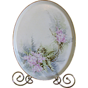 Antique Limoges Tray Aesthetic Vanity Tressemann and Vogt