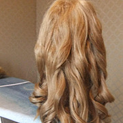 ANTIQUE ORIGINAL FABULOUS WIG