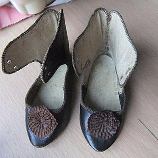 Antique Original black shoes