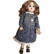 Antique doll bleuette