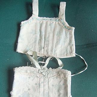 Antique corset doll 2