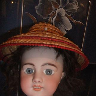 Antique doll dep