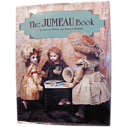"Thank you 'J'_ ""THE Jumeau Book"" by Francois Theimer & Florence Theriault_Out Of Print_'OLD STORE STOCK'_Book will comes sealed as it has never been opened."