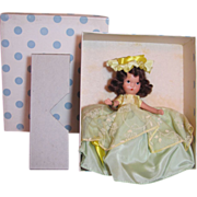 NASB Doll_Daffy Down Dilly_No_171w/box_w/wrist tag_w/box label_Doll is in PRISTINE CONDITION_