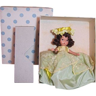 NASB Doll_Daffy Down Dilly_No_171w/box_w/wrist tag_w/box label_