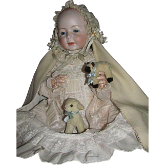 "(LayAway'T') _Swaine 'LORI' Big Character Baby Doll Closed Mouth_26""_Germany"