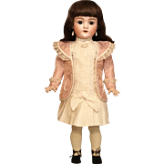 2pc German walking suit for 19-20in Antique Doll_