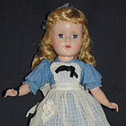 "14"" Alice in Wonderland Sweet Sue by American Character"