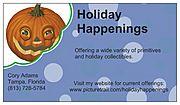 Holiday Happenings logo