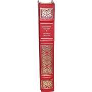 Barchester Towers by Anthony Trollope, Fine, Franklin Library, Illustrated Edition, Near Mint