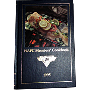 NAFC Members' Cookbook (North American Fishing Club) HC, Nearly New