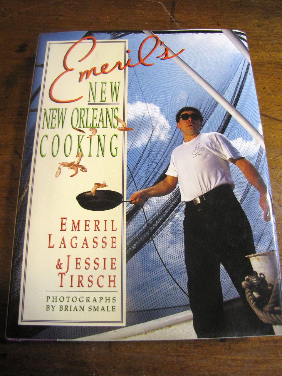 H, S.O. - Emerils' New Orleans Cooking, in Excellent Condition‏