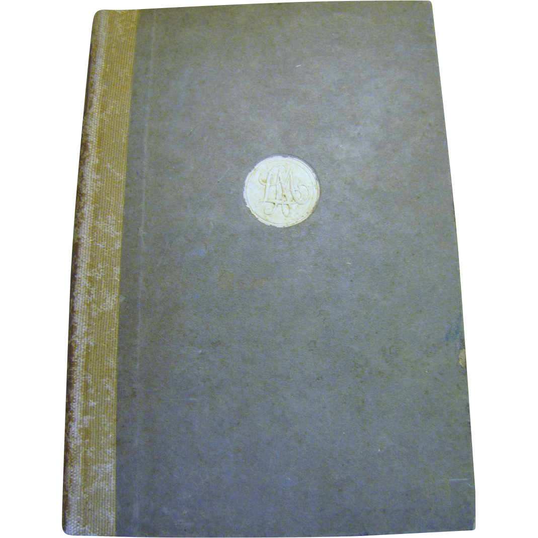 "1919 ""The Position of Peggy Harper"" by Leonard Merrick Limited Edition of 1550 Copies‏"
