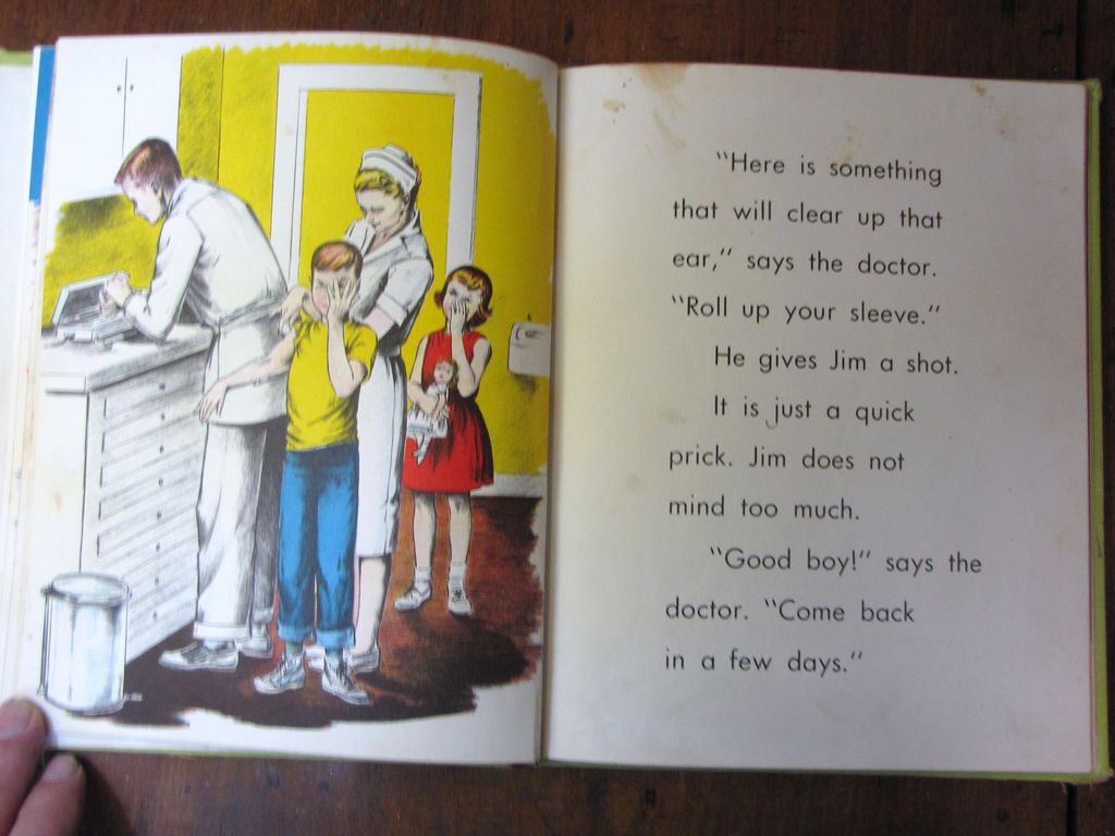 Six Children's Books, I Want To Be a (Doctor, Farmer, Service ...