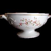 Early & Huge Jean Pouyat Limoges Mantle Bowl