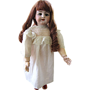 Original Antique Factory Chemise Dress for Antique Doll