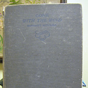 1st Ed. Gone with the Wind by Margaret Mitchell