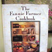 Harris, current - The Fannie Farmer Cookbook, Revised 13th Edition