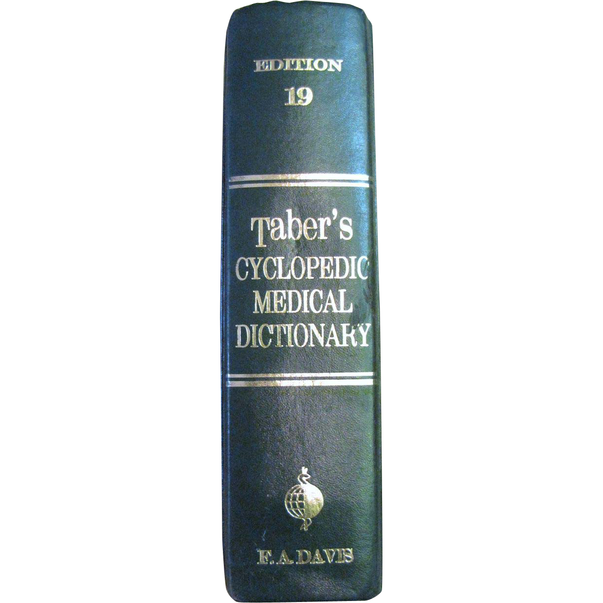 Taber S Cyclopedic Medical Dictionary 19th Edition From