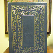 Uncle Tom's Cabin, Harriet Beecher Stowe, Leather Bound, 1979. Excellent