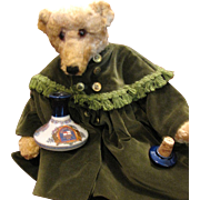 Miniature English Ships Rum Decanter (Perfect for Bear)