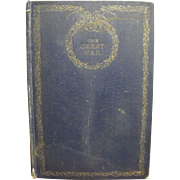 The Great War by George H Allen, 1st edition 1915‏
