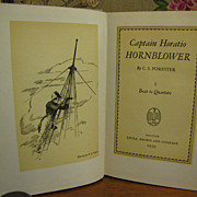 1939, Captain Horatio Hornblower by C S Forester, I Beat To Quarters‏