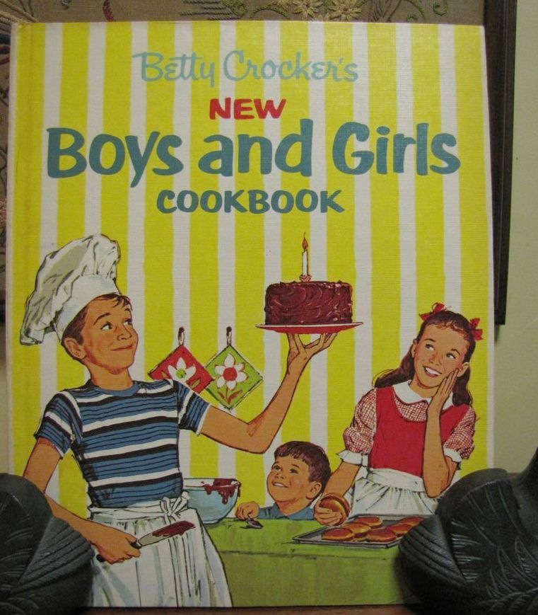 Vintage Betty Crocker's Parties for Children 1964 Spiral Bound First Printing HC