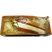 "Vintage Genuine Eppinger Dardevle Lure 5"" in Original Box‏"