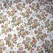 """51"""" Remnant of 1960's Brocade, Perfect for Chair Seats!"""