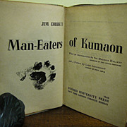 1946, Man-Eaters of Kumaon by Jim Corbett