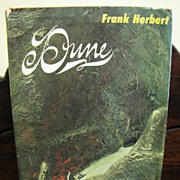 Dune by Frank Herbert, 1965 Chilton H C - Book Club Edition
