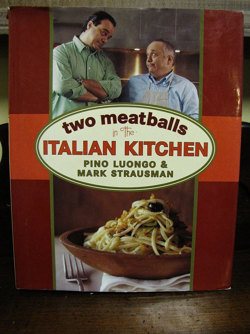 Harris Book Order Two Meatballs In The Italian Kitchen By Mark From Faywrayantiques On Ruby Lane