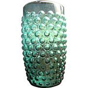 RARE Anchor Hocking Hobnail 16 Oz Tumbler 1960's‏ (up to 4 available)