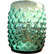 RARE Anchor Hocking Hobnail 12 Oz Tumbler 1960's‏ (up to 3 available)