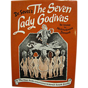 The Seven Lady Godivas by Dr. Seuss 1987 Hardcover First Printing of Reissue