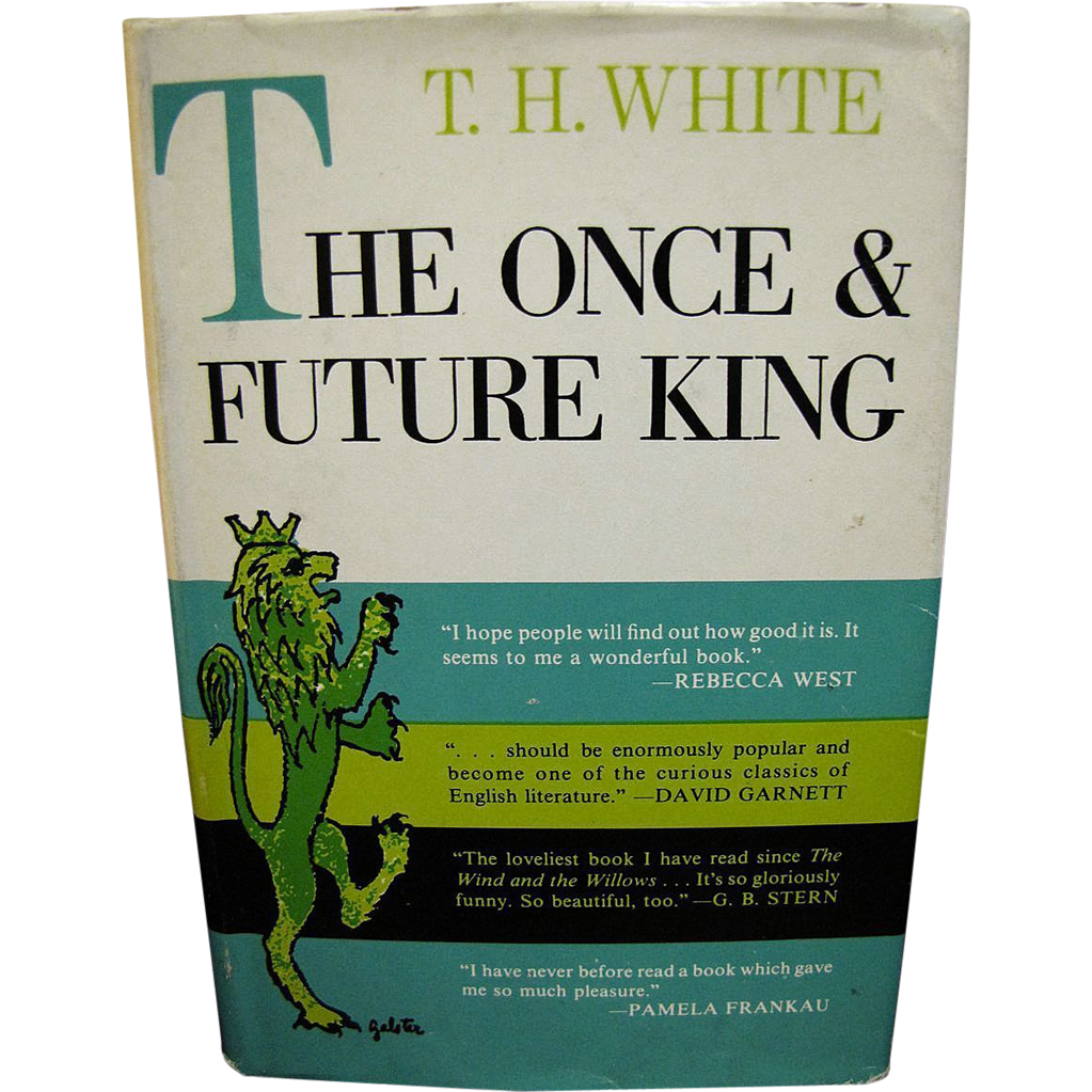 an overview of the once and future king by t h white The critics on t h white's the once and future king a gay, warm  — saturday review  fact that he could never get beyond the future simple of utor.