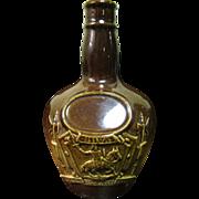 Vintage Royal Doulton Pottery Bottle Chivas Brothers Ltd. Scotland