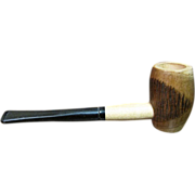 Vintage Wood Pipe, Mild-N-Mellow, Washington, MO, Mint