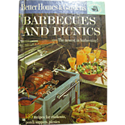Better Homes and Gardens Barbecues and Picnics - Cookbook