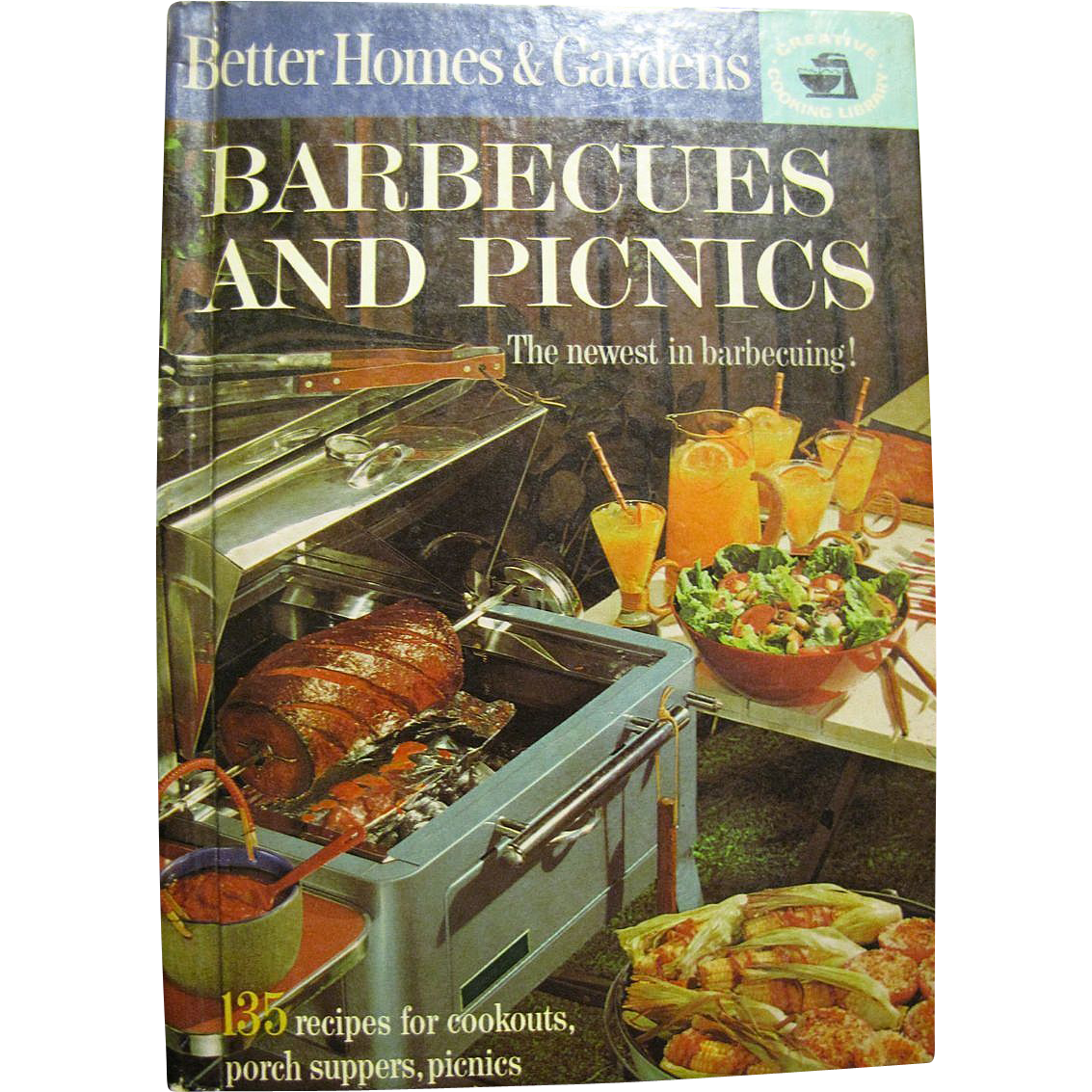 Better Homes Gardens: Better Homes And Gardens Barbecues And Picnics