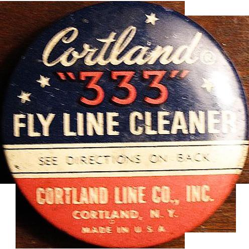 Vintage Fly Line 37
